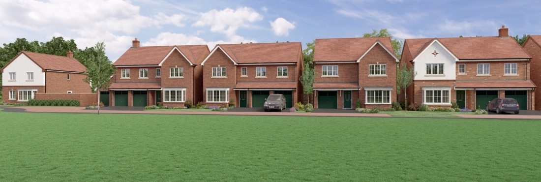 Heathlands Sandbach New Homes