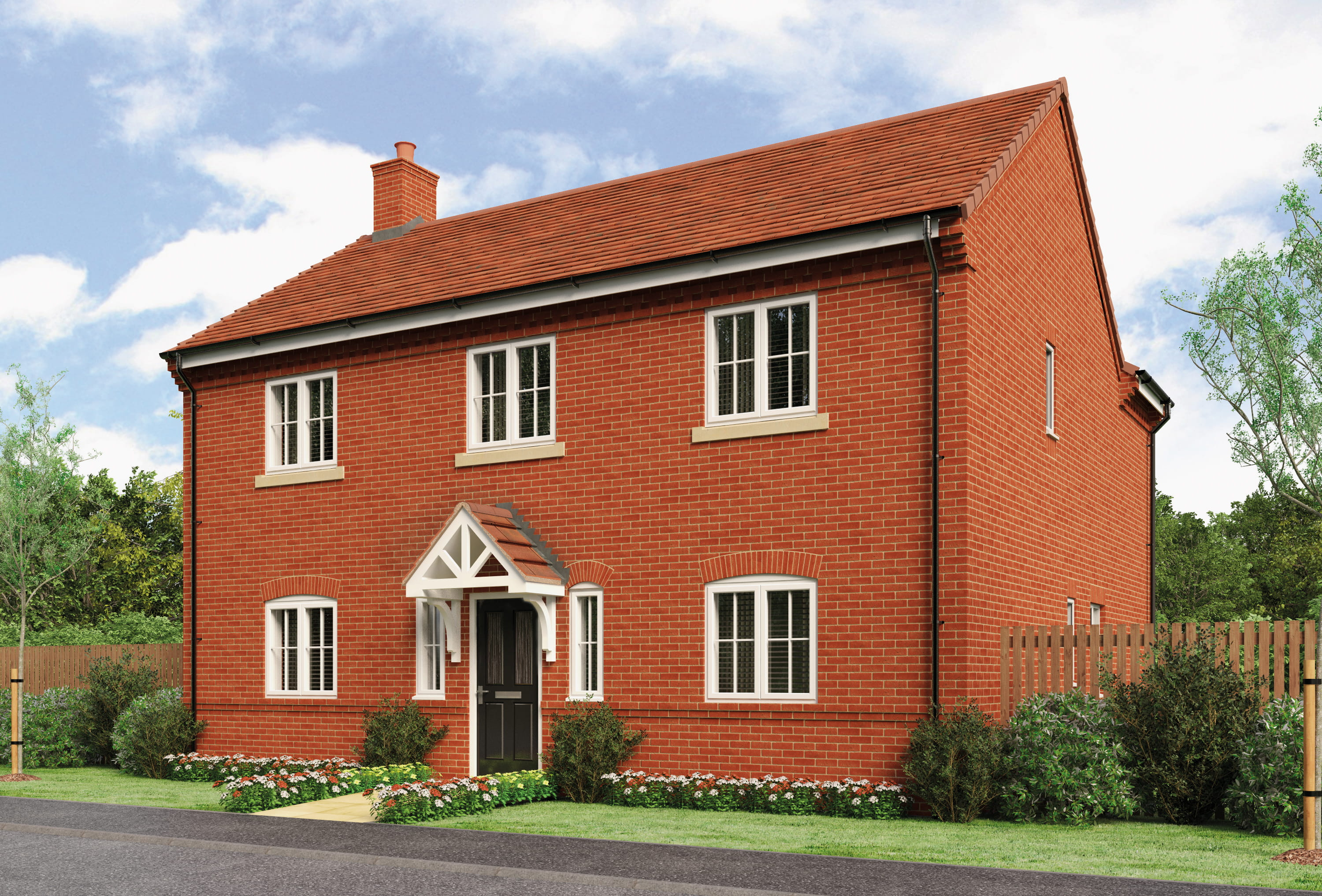 Evesham 4 Bedroom House For Sale In Wythall