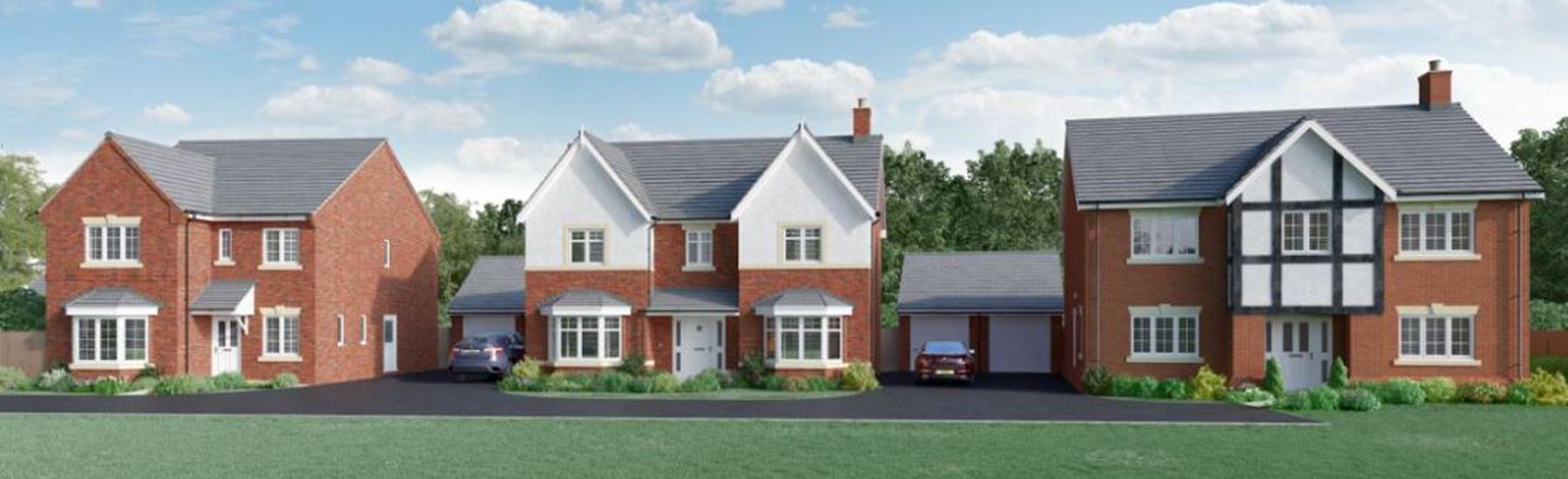 New Build Homes Castle Donington Bedroom Homes For Sale In Castle Donington Miller Homes