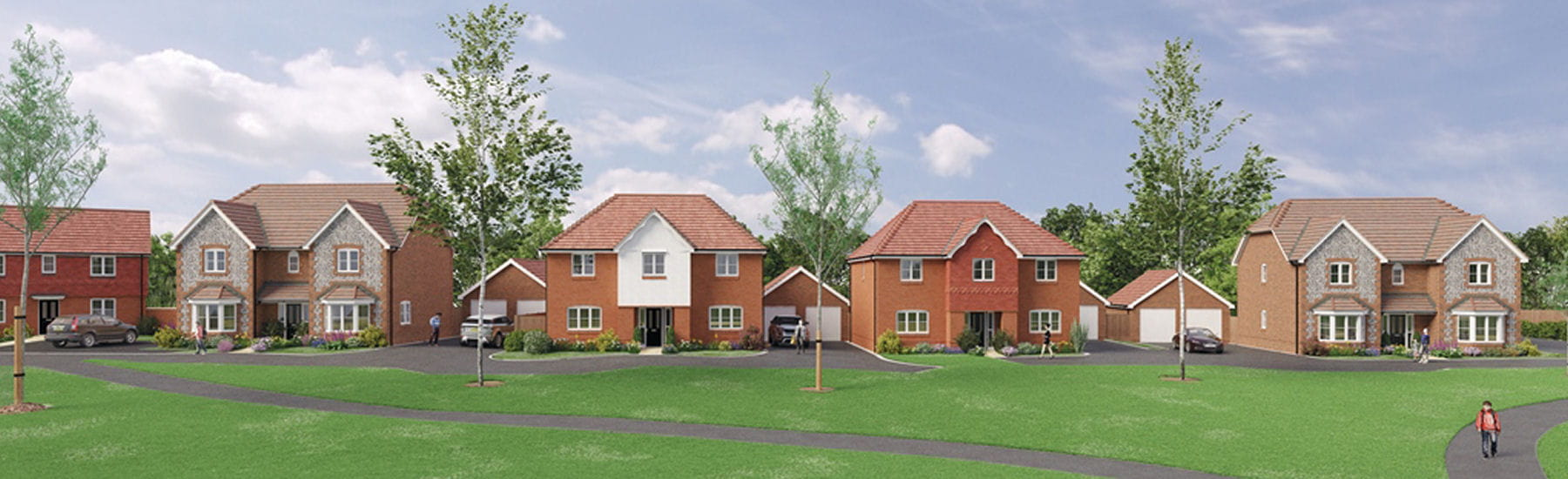 New Build Homes For Sale In Crawley