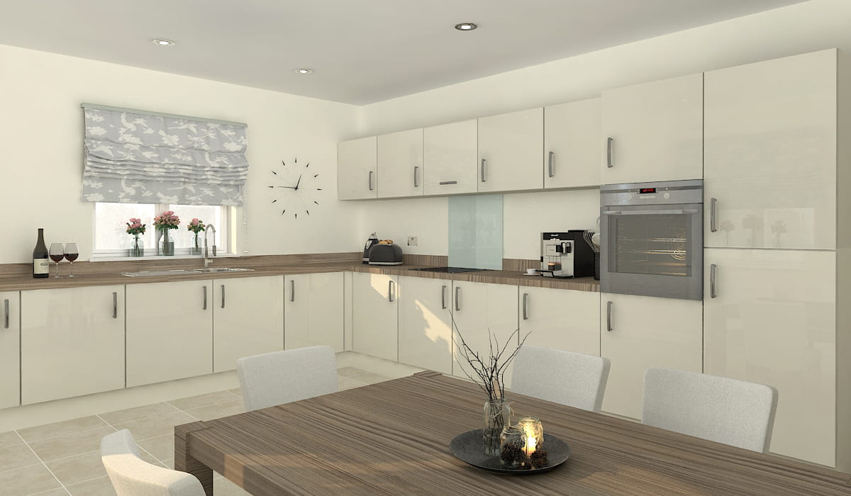 Choose Kitchen Range