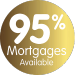 95% mortgages available