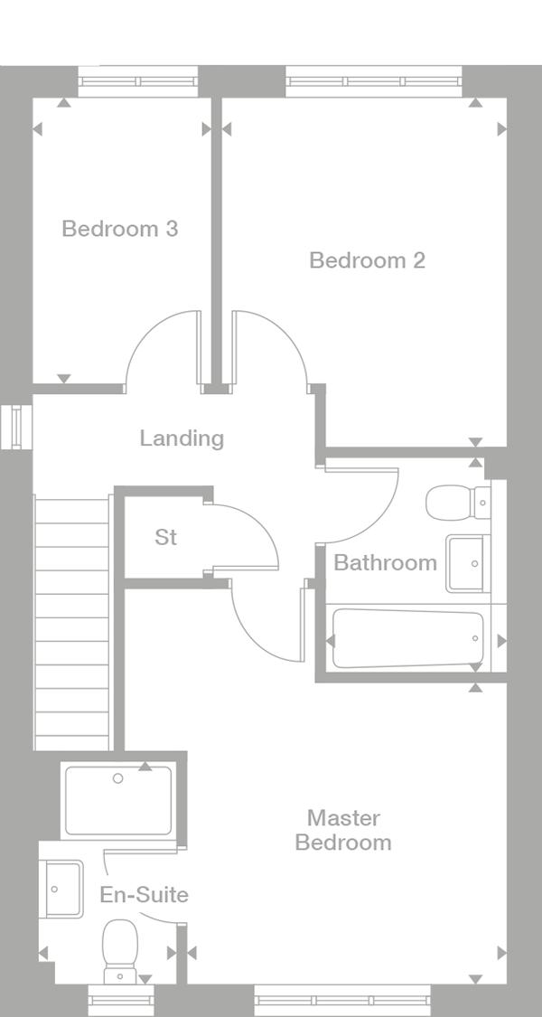house floor plans 11 10 max bedroom 3 6 1 x 9 8 bathroom 5 7 x 7 3