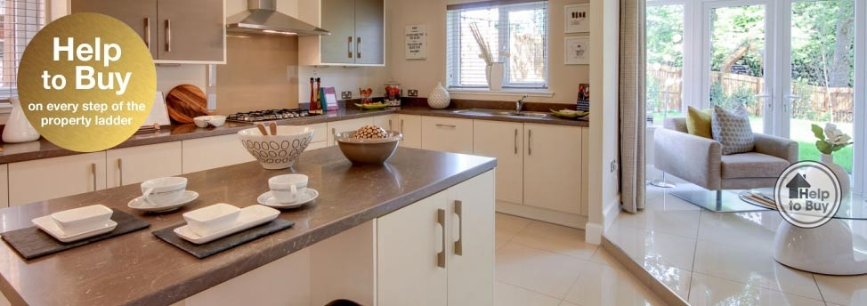 Keepers Gate Kitchen  Help to Buy